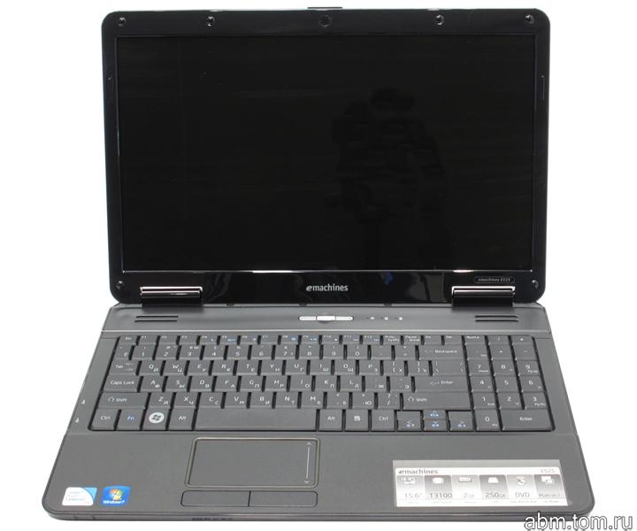 Ноутбук eMachines G525-312g25mi Dual-Core T3100, 4gb, 250gb, GMA 4500MHD