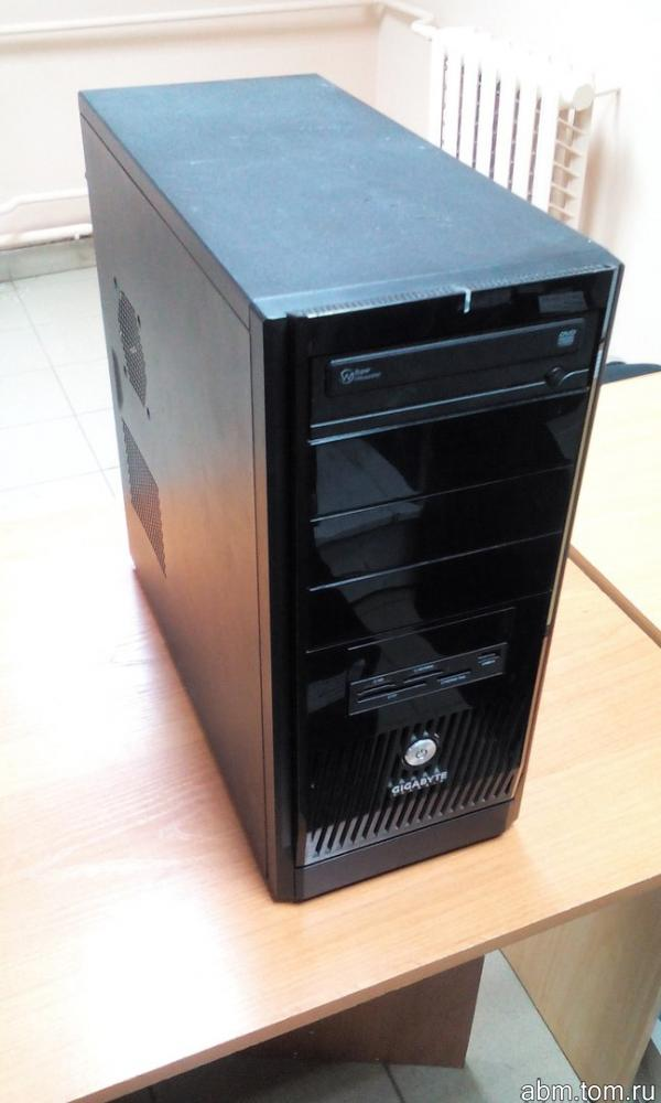 Системный блок AMD Athlon 64 x2 4800+, 3gb, 500gb, gts 8800