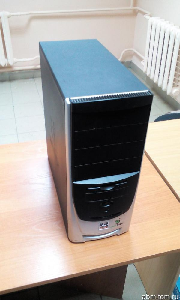 Системный блок Phenom 8550 3x2.2ghz, 3gb, 320gb, HD3850 1gb