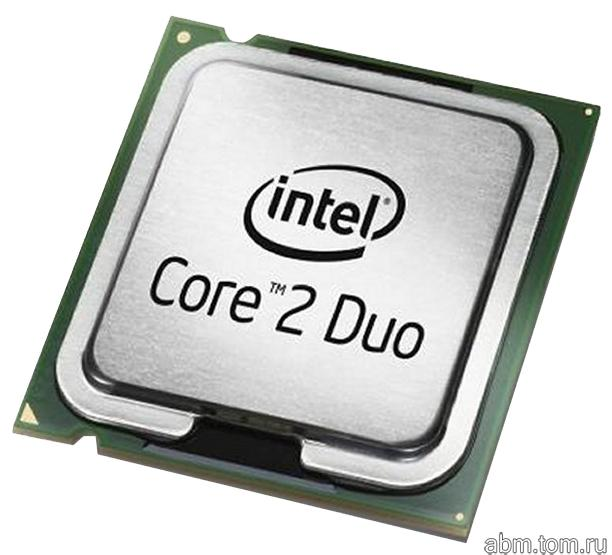 775 Процессор Intel Core 2 Duo E4600@2400