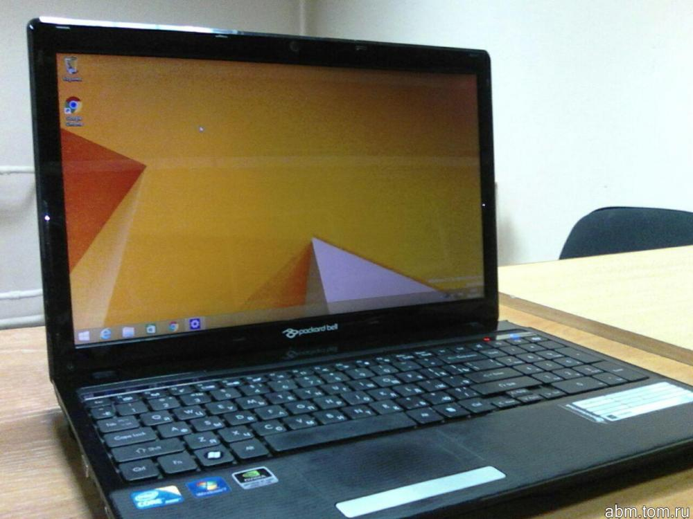 ноутбук Packard Bell NEW91 (EasyNote)
