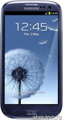 Смартфон Смартфон Samsung Galaxy S III 16Gb i9300