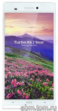 Смартфон Turbo X6 Z Star