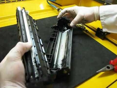 Различия между тонером для принтера и чернилами